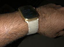 ساعة ابل واتش سيريس 44 mm الأصدار 4