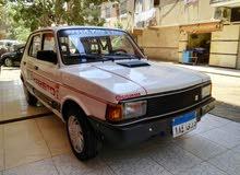 127 سوبر فيورا موديل 1985 فابريكة دواخل بالكامل رقم كارتيرة