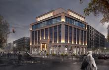 مكتب تجاري للايجار مساحة 33 م مربع منطقة السابع