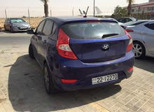 2012 Hyundai Accent for sale in Amman