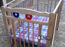 سرير ( اسرة)  للأطفال جديدة (باكو) صناعة ماليزية الدق الاول .. بالتوصيل .. باقي 5 قطع ..