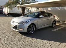 Gasoline Fuel/Power   Hyundai Veloster 2014
