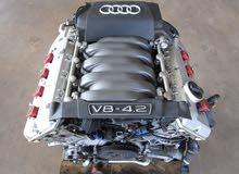 متوفر محرك (مكينة) 4.2 Aodi اودي Q7 و A8