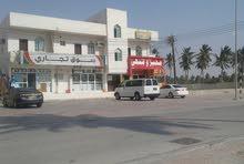 مبنى للبيع على شارع السلام