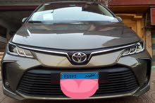 Automatic Toyota 2020 for rent
