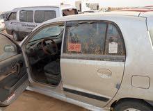 للبيع سيارة كيا فبستو موديل 2001 وارد ليبيا بي حالة جيدة