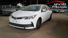 Automatic Toyota 2019 for sale - New - Buraidah city