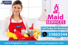 Maids services in doha qatar