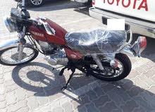 لمن يبحث عن الاصلي ، دراجة ياماها YAMAHA اليابانية مستوردة من اليابان