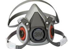 ماسك حماية 3m 6200 بالفلتر الفحم