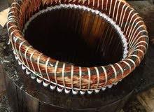 مطلوب فني لف وصيانه المحركات والمولدات الكهربائية.