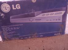 عملاق الاجهزه DVD LG ماركة ال جي وارد الخارج زيرو بلكرتونه