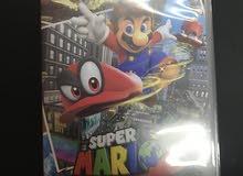 لعبة ماريو أوديسي نتيندو سويتش Nintendo switch