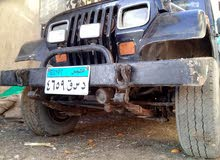 Used Jeep Wrangler for sale in Mansoura