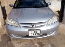 For a Year rental period, reserve a Honda Civic 2004
