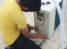 متخصصون في تركيب واصلاح نظم التدفئه وتكيف الهواء