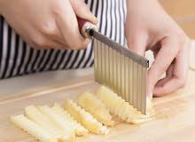 Crincle Knife