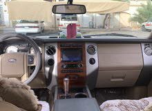 White Ford Expedition 2008 for sale