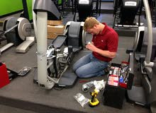 Gym Equipment Repairing & Maintainance Service