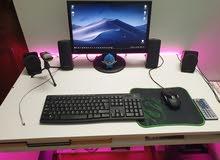 جهاز كمبيوتر مكتبي مناسب للجيمنج والمونتاج مواصفات عالية جدا