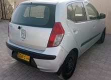 Hyundai I10 is in excellent condition for weekly or monthly rent at a competitive price