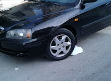 Hyundai Elantra 2006 For sale - Black color