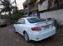 Toyota Corolla car for sale 2011 in Baghdad city