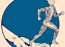 اخصائ  علاج طبيعي  وتاهيل  الاصابات الرياضية