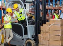 مطلوب عمال فرز بمستودع بالرياض Warehouse Scanning workers in Riyadh