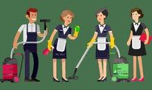 توفير عمالة للمطاعم والفنادق