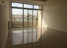 شقة مميزة للبيع في ام السماق طابق اول 130م تشطيب سوبر ديلوكس لم تسكن