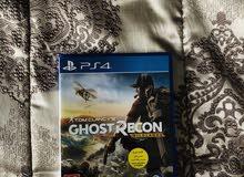 GhostRecon جزء الأول