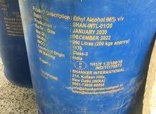 ايثانول هندي تركيز 96%