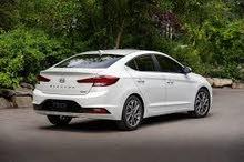 Gasoline Hyundai Elantra 2020