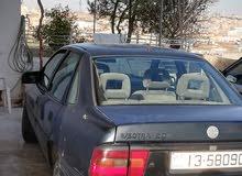 اوبل فيكترا موديل 95 ماتور 2000 انجكشن حلاب ترخيص جديد