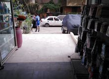 محل تجاري بمكان مميز بعرب المعادى مساحة 80 متر