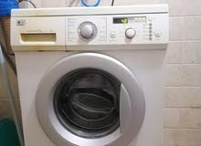LG 7kg front load washing machine sale