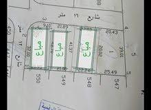مادبا الخطابيه قطعه ارض للبيع مساحه902متر سكن أ على شارع 16متر بسعر مغري