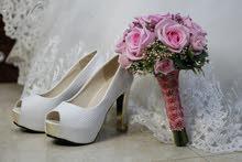 فستان زفاف أنيق وراقي