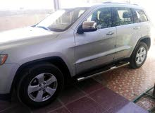 Jeep Grand Cherokee 2012 For sale - Silver color