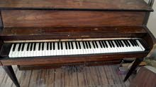 Furniture piano for home learning music