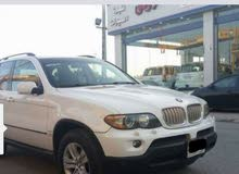 White BMW X5 2006 for sale
