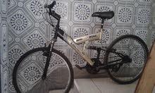 دراجة هوائية من النوع الجيد في حالة جيدة للبيع