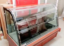 cake display chiller used