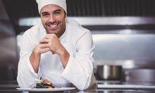 مطلوب طباخ عربي افرنجي للسعودية