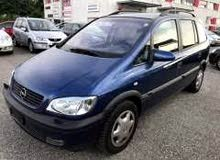 2000 Used Opel Zafira for sale