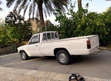 Manual Toyota 1985 for sale - Used - Ibra city