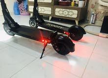 سكوتر كهرباء سريع للبيع/ E scooters fast for sale