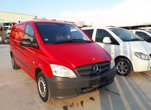 Manual Red Mercedes Benz 2014 for sale