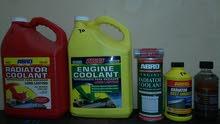 منتجات ابرو لخدمة دورة التبريد مياه خضراء و حمراء و مانع تشريب و مزيل الصدأ